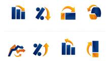 Iconos de gráficos