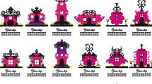 Iconos de tiendas