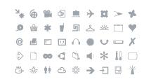 Iconos de todo tipo