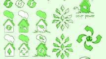 Iconos Ecológicos 2