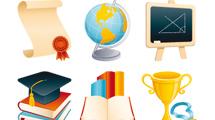 Iconos escolares I