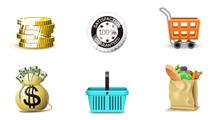 Iconos Fine: Mercado y ventas
