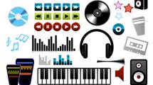 Iconos musicales