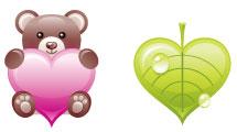 Iconos para valentines