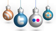 Iconos sociales de Navidad