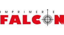 Logo Imprimerie Falcon