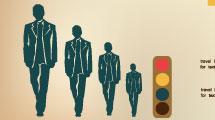 Infografía sobre negocios