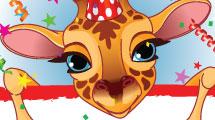 Invitación para cumpleaños infantil