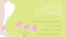 Invitaciones de casamientos en colores pastel