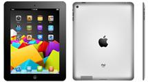 iPad 2 en tres posiciones