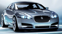 Jaguar C-XF gris