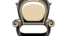 Juego de sillones clásicos