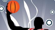 Jugador de Basket
