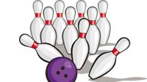 Jugando al bowling