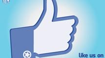 Like de FB en 3D