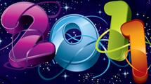 Logo de 2011 en 3D