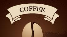 Logo de cafetería