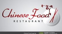 Logo de comida china