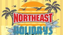 Logo de vacaciones