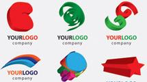 Logos 3D a color