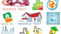 Logos con edificios
