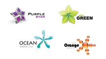 Logos con estrellas