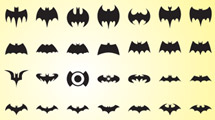 Logos de Batman