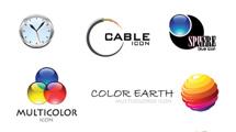 Logos en esferas