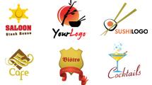 Logos para café y restaurante