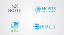 Logos para hosting