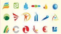 Logos simples de colores