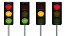 Luces de semáforos