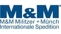 Logo M&M Militzer