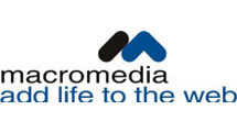 Logo Macromedia add life