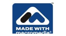 Logo Made with Macromedia