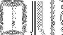 Marcos caligráficos