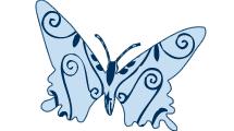 Mariposas Texturadas