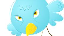 Mascota de Twitter