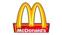 Logo McDonalds 3D