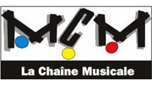 Logo MCM TV