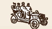 Medios de transporte antiguos