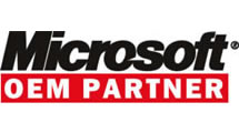Logo Microsoft OEM Partner