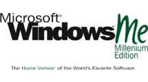 Logo Microsoft Windows Millenium