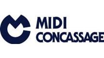 Logo Midi Concassage
