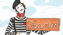 Mimo francés