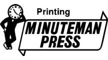 Logo Minuteman Press