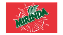 Logo Mirinda Strawberry Logo