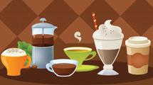Momento del café
