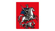 Logo Moscow gerb