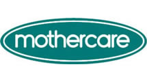 Logo Mothercare with oval